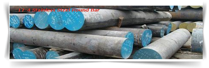 17-4 Stainless Steel Round Bar