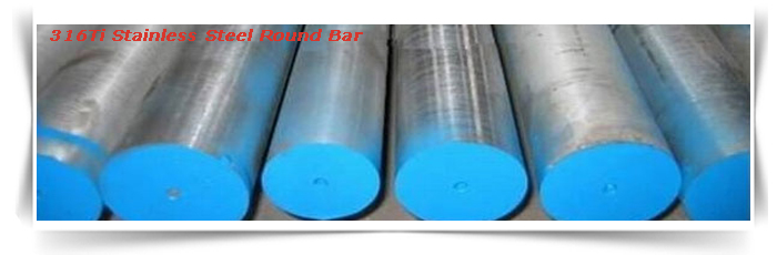316Ti Stainless Steel Round Bar