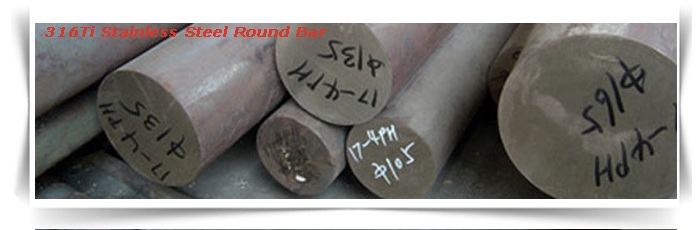 321 Stainless Steel Round Bar