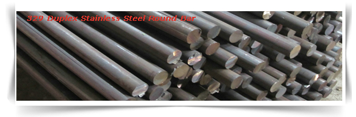 329 Stainless Steel Round Bar