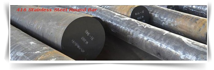 416 Stainless Steel Round Bar