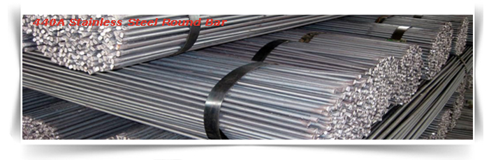 440A Stainless Steel Round Bar