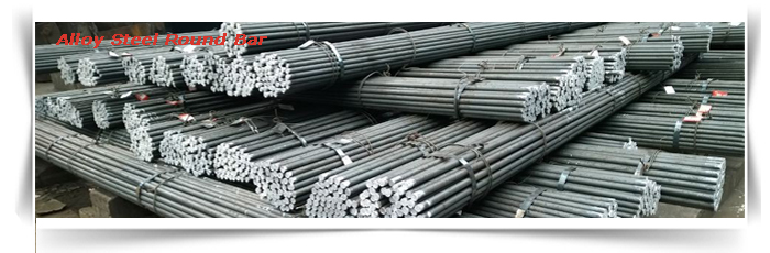 EN 41B Alloy Steel Round Bar