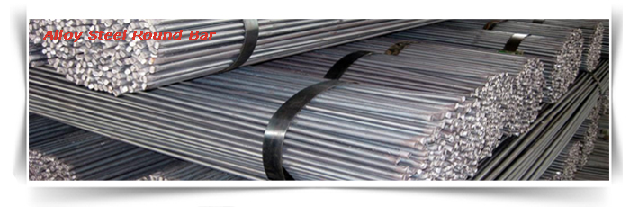 EN 100 Alloy Steel Round Bar