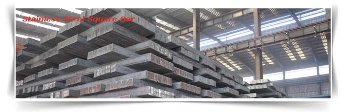 S40900 Stainless Steel Square Bar